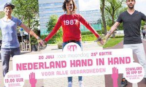 campagne Roze maandag 2015